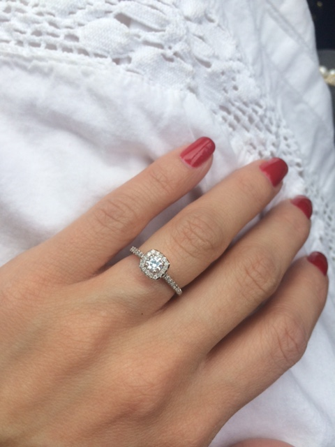 The ring :)
